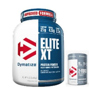 elite xt force 300x300 - DYMATIZE ELITE XT + DYMATIZE Z FORCE