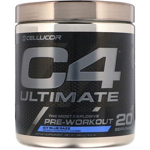 CELLUCOR C4 ULTIMATE PREWORKOUT