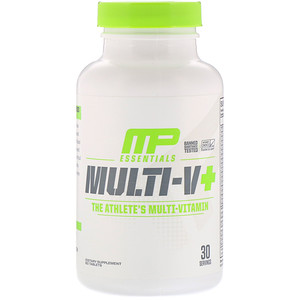 MUSCLEPHARM MULTIVITAMIN CAPS