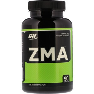 OPTIMUM NUTRITION ZMA CAPS