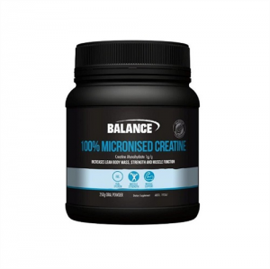 BALANCE MICRONISED CREATINE