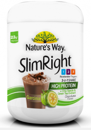NATURES WAY SLIM RIGHT