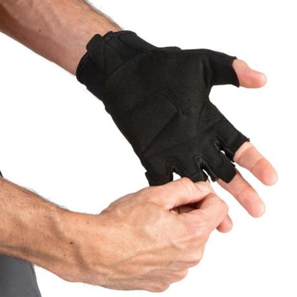Gloves2 - DOMYOS WEIGHT TRAINING GLOVES