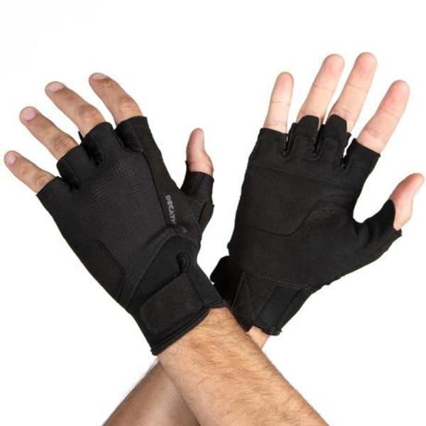 Gloves5 - DOMYOS WEIGHT TRAINING GLOVES
