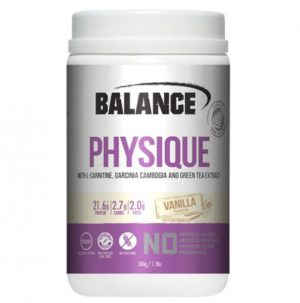 BALANCE PHYSIQUE PROTEIN