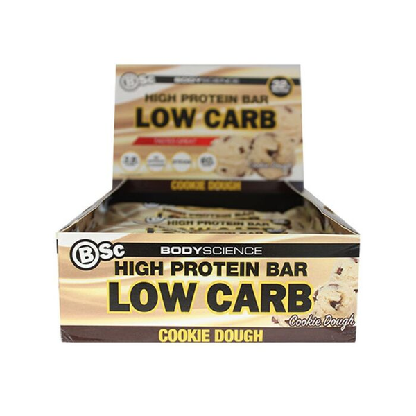 bsc low carb bars - BSC HIGH PROTEIN LOW CARB