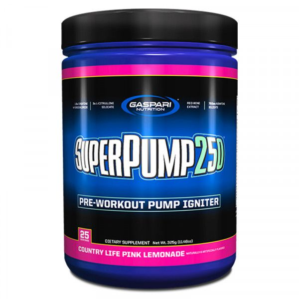 GASPARI NUTRITION SUPERPUMP250