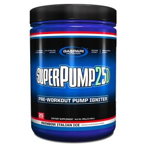 GASPARI NUTRITION SUPERPUMP250