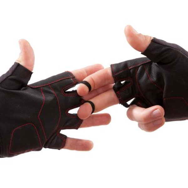 gloves 3 - DOMYOS WEIGHT TRAINING GLOVES