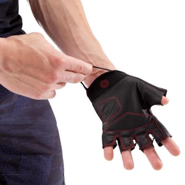 gloves 4 - DOMYOS WEIGHT TRAINING GLOVES