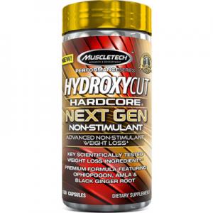 HYDROXYCUT HARDCORE NEXTGEN NON STIMULANT CAPS