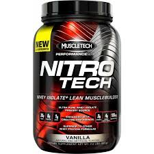 MUSCLETECH NITRO-TECH ISOLATE