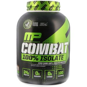 MUSCLEPHARM COMBAT SPORTS ISOLATE