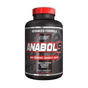NUTREX ANABOL-5 BLACK