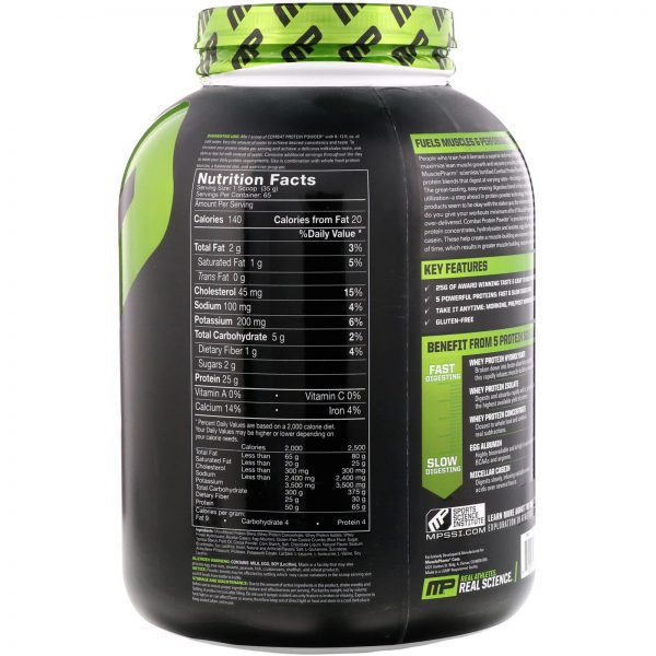 MUSCLEPHARM PROTEIN POWDER