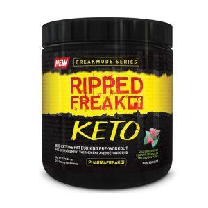 RIPPED FREAK KETO