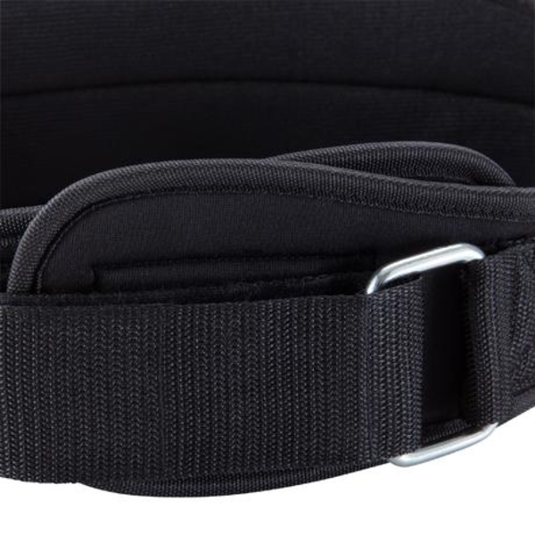 weight training lumbar belt polyester domyos by decathlon 8386249 1129235 - WEIGHT TRAINING POLYESTER BELT