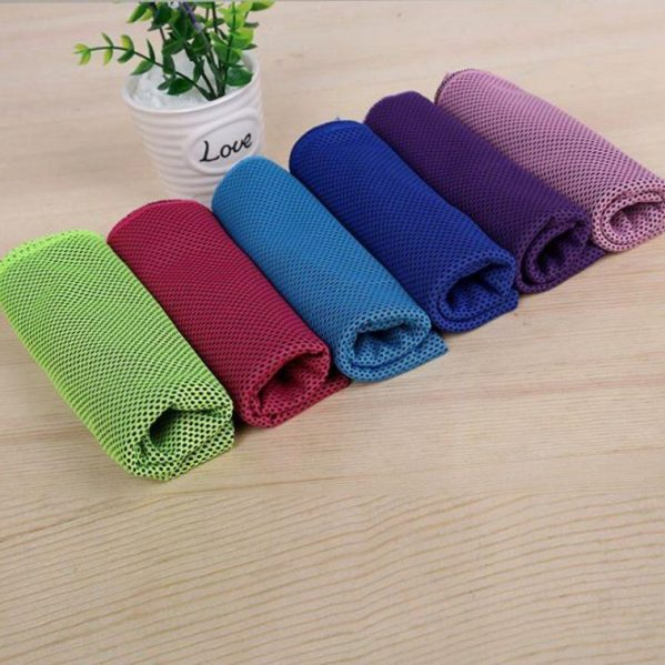 gym towel 599x599 - Cooling Gym Towel