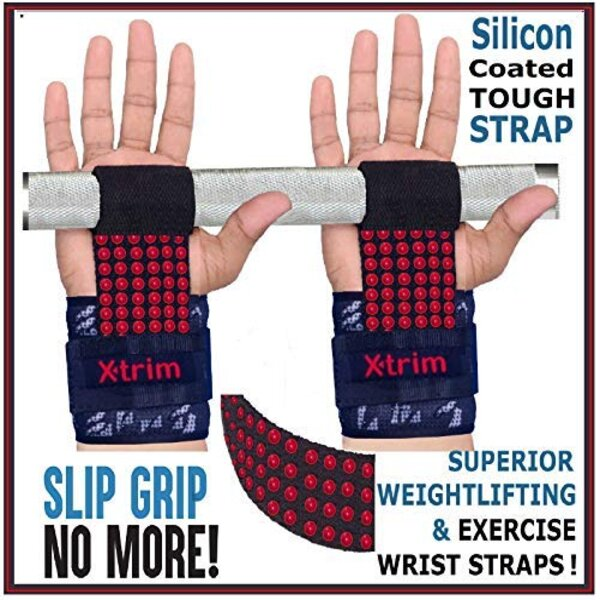 51 SisFH WL - XTRIM DURAFIT SPOTTED EXTRA GRIP LIFTING STRAPS