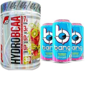 hydrobcaa bang 1 300x300 - PRO SUPPS HYDROBCAA + 3 BANG DRINKS