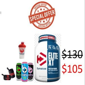 Gym Combo Deal