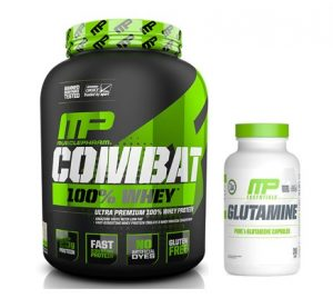 Musclepharm 100 Whey Deal 300x277 - Musclepharm 100% Whey Protein 5Lb + Free MP Glutamine Deal