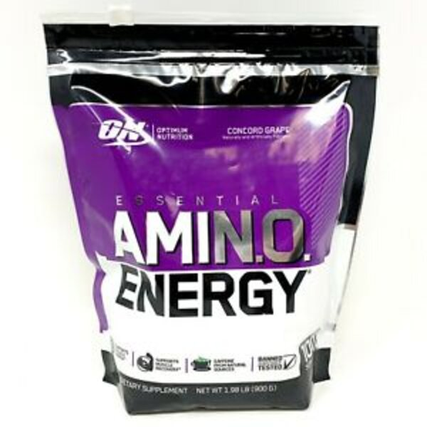 s l300 - OPTIMUM NUTRITION AMINO ENERGY -100 SERVES