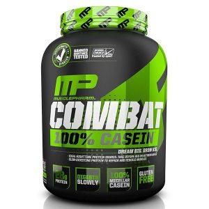 MusclePharm Sport Combat 100% Casein Protein
