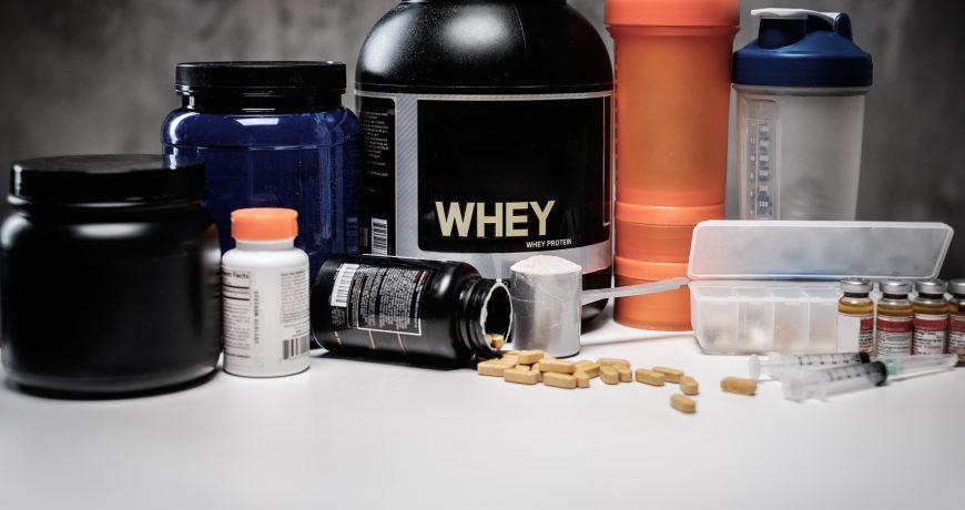 health Supplements store - pro builder