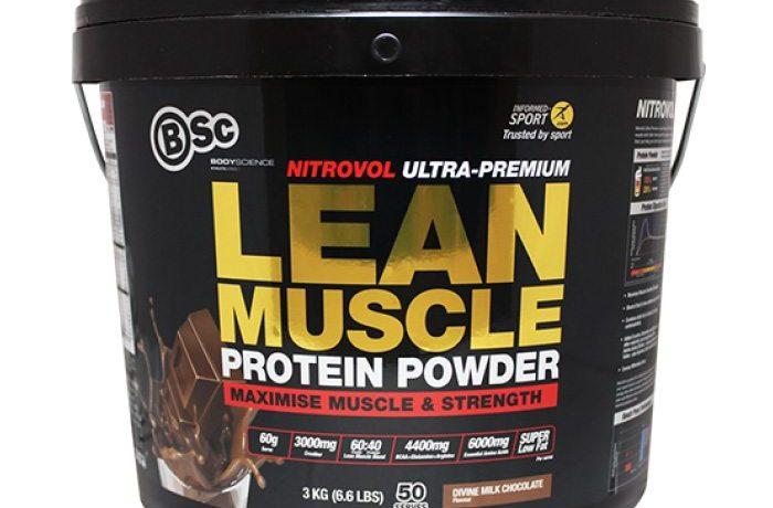 Bsc protein powder